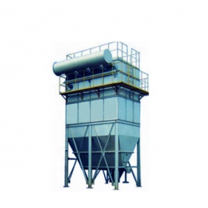 Pulse-Jet-Bag-and-filter-cartridge-Type dust collector