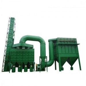 Pulse Jet Bag-Filter Dust Collector for shot blasting machine