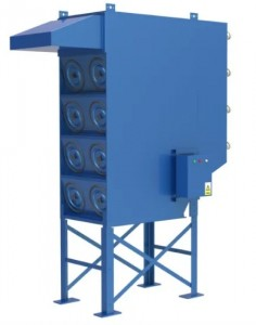 Cartridge-Dust-Collector-for-Industrial-Air-Cleaning
