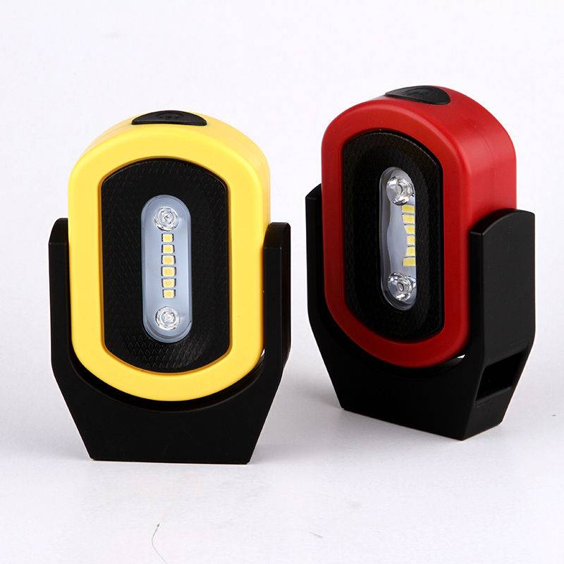 Top Quality Portable Emergency Light -  K0221 Rechargeable Pocketable led work light – Dlight Star