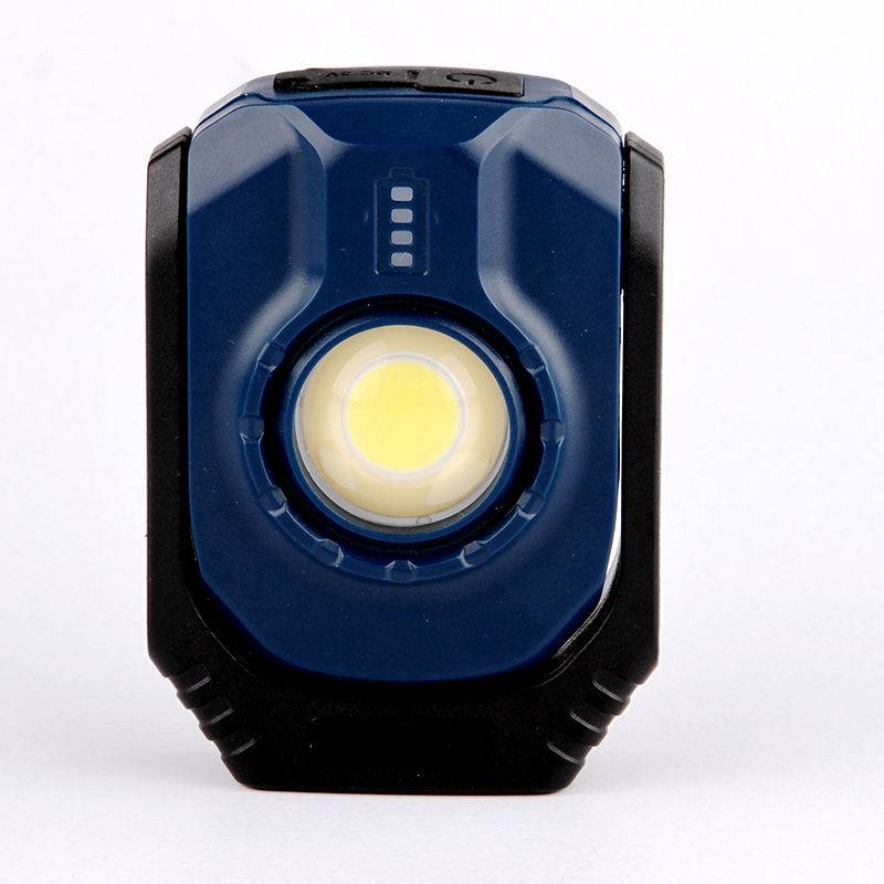 K0112 Rechargeable pocketable povit work light with magnet and hook Featured Image