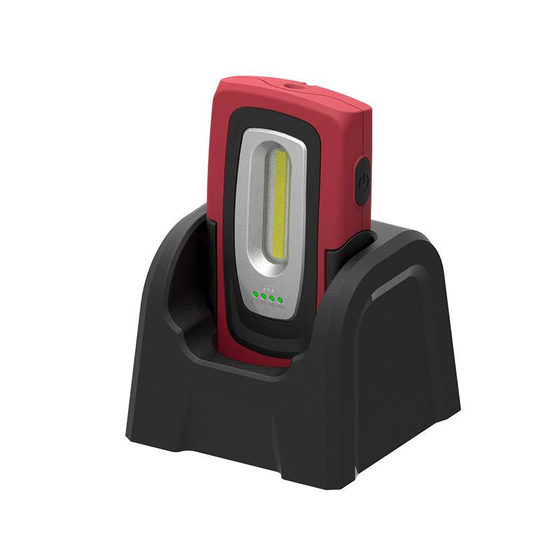 Factory wholesale Rechargeable Led Work Light With Magnetic Base - K0421 Wireless charging  pocketable work light – Dlight Star