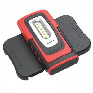 K0411 inductive charging led pockeable work light