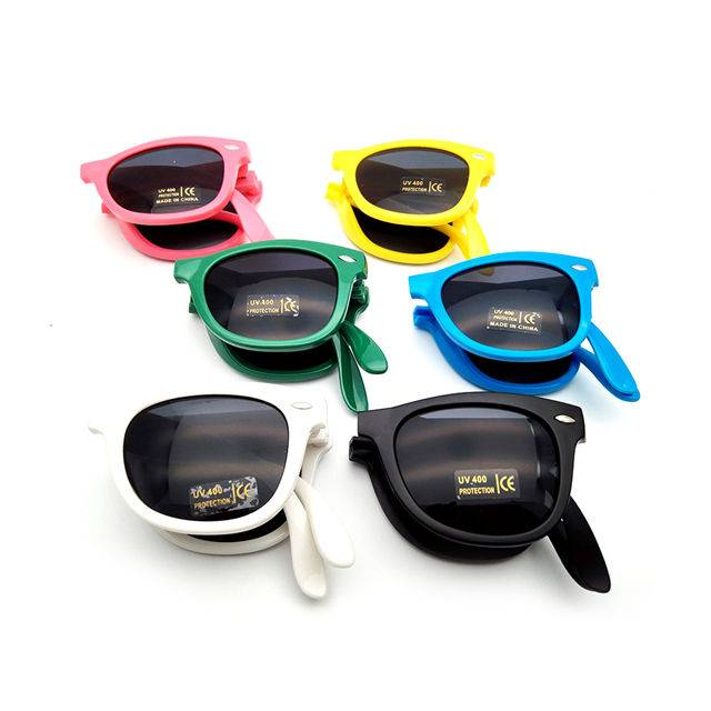 Free sample for Sports Glasses Near Me - DLC9005 Foldable Sunglasses – D&L Featured Image