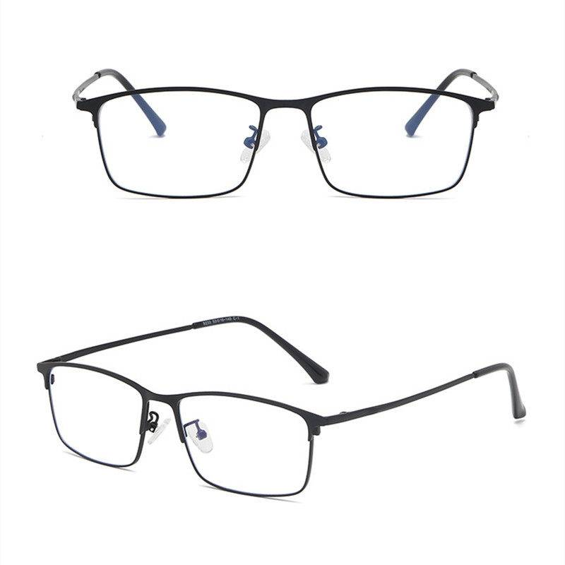 New Arrival China Riding Glasses With Foam - DLO9233 Anti-blue glasses for men – D&L Featured Image