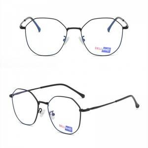 Factory For Reading Glasses Anti Blue Light - DLO3000  Retro metal glasses – D&L