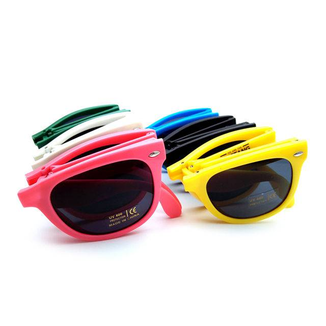 Free sample for Sports Glasses Near Me - DLC9005 Foldable Sunglasses – D&L