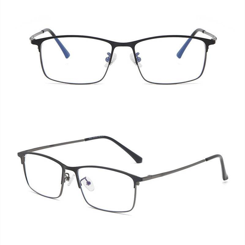 New Arrival China Riding Glasses With Foam - DLO9233 Anti-blue glasses for men – D&L