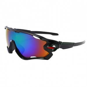 OEM manufacturer Wholesale High Fashion Sunglasses - 9270  Men's Riding Outdoor Sports Gla...
