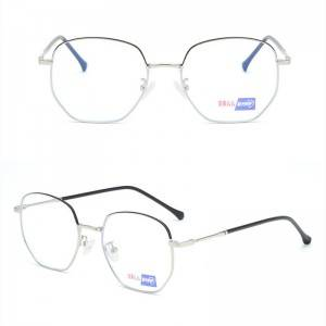 Anti – blue metal frame reading Unisex Glasses