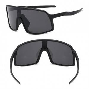 Chinese Professional Fashion Square Sunglasses -  DLS8230 Men's Riding Glasses – D&a...