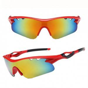 Renewable Design for Aviator Sport Sunglasses - DLX9302 Outdoor Windproof Sunglasses – D&a...
