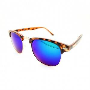 China Supplier Mens Designer Sunglasses - DLC9017 Half Rim Sunglasses – D&L