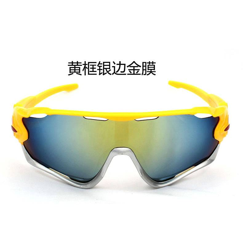 Wholesale Price China Fashion Sunglasses Polarized - 9270 Men's Polarized Outdoor Bicycle Sunglasses with 3pcs lenses – D&L detail pictures