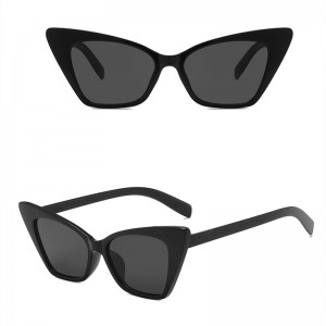 fashion cateye luxury acetate sunglasses