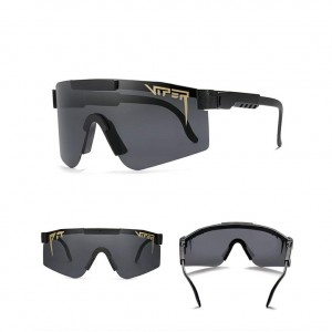 Pit Viper Windproof Cycling Sport Polarized Sunglasses