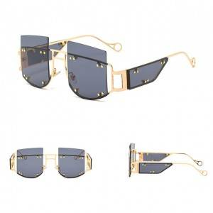 2020 wholesale price Display Sunglasses - DLL901 Oversized Luxury Unisex Sunglasses  – D&a...