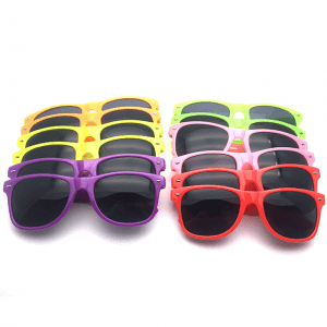 Factory Promotional Wholesale Sunglasses - DLC9014 Glow In The Dark Sunglasses – D&L