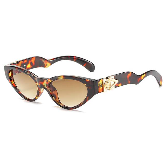 Hot New Products Polaroid Sports Sunglasses - DLL4373 Retro Vintage Narrow Cat Eye Sunglasses – D&L