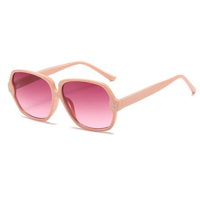 High Quality for Sunglasses Women Trendy - DLL9083 Fashion Square sunglasses for women – D&L