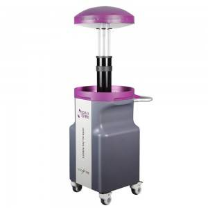 China Manufacturer for Atomizing Disinfection Robot – Mobile Germ-killing Robots PulseIn-D – doneax