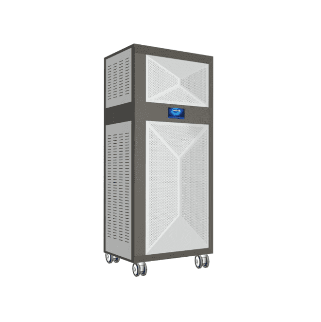 Chinese Professional Wall Uv Air Sterilizer - Mobile air laminar flow machine AirH-Y4000H – doneax