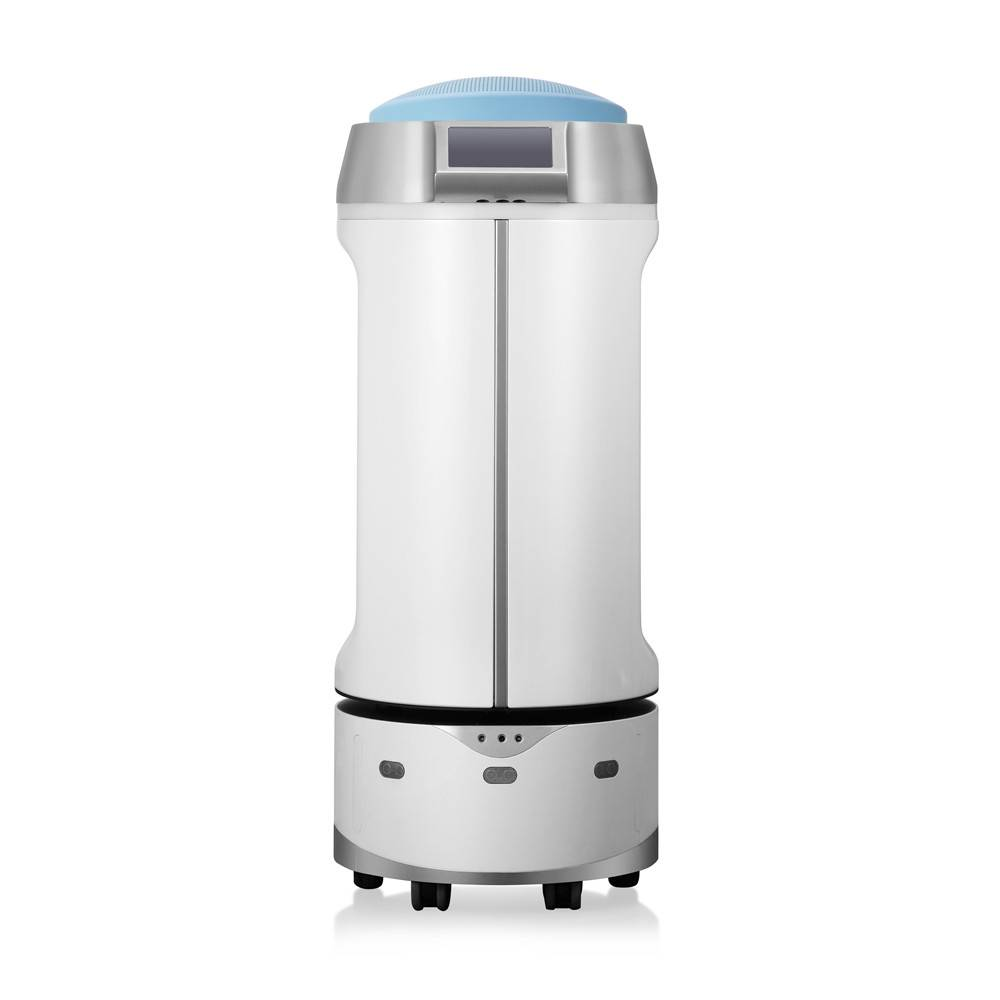 Competitive Price for Cleaning Sterilizing Robot - AI Germ-killing Robots AIStrike – doneax