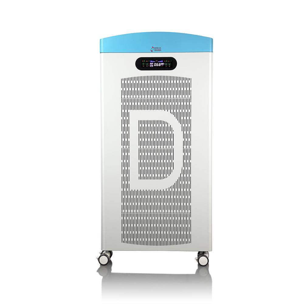 Super Lowest Price Uv Clean Air - Mobile Air Purifying Disinfector AirH-Y1000H – doneax