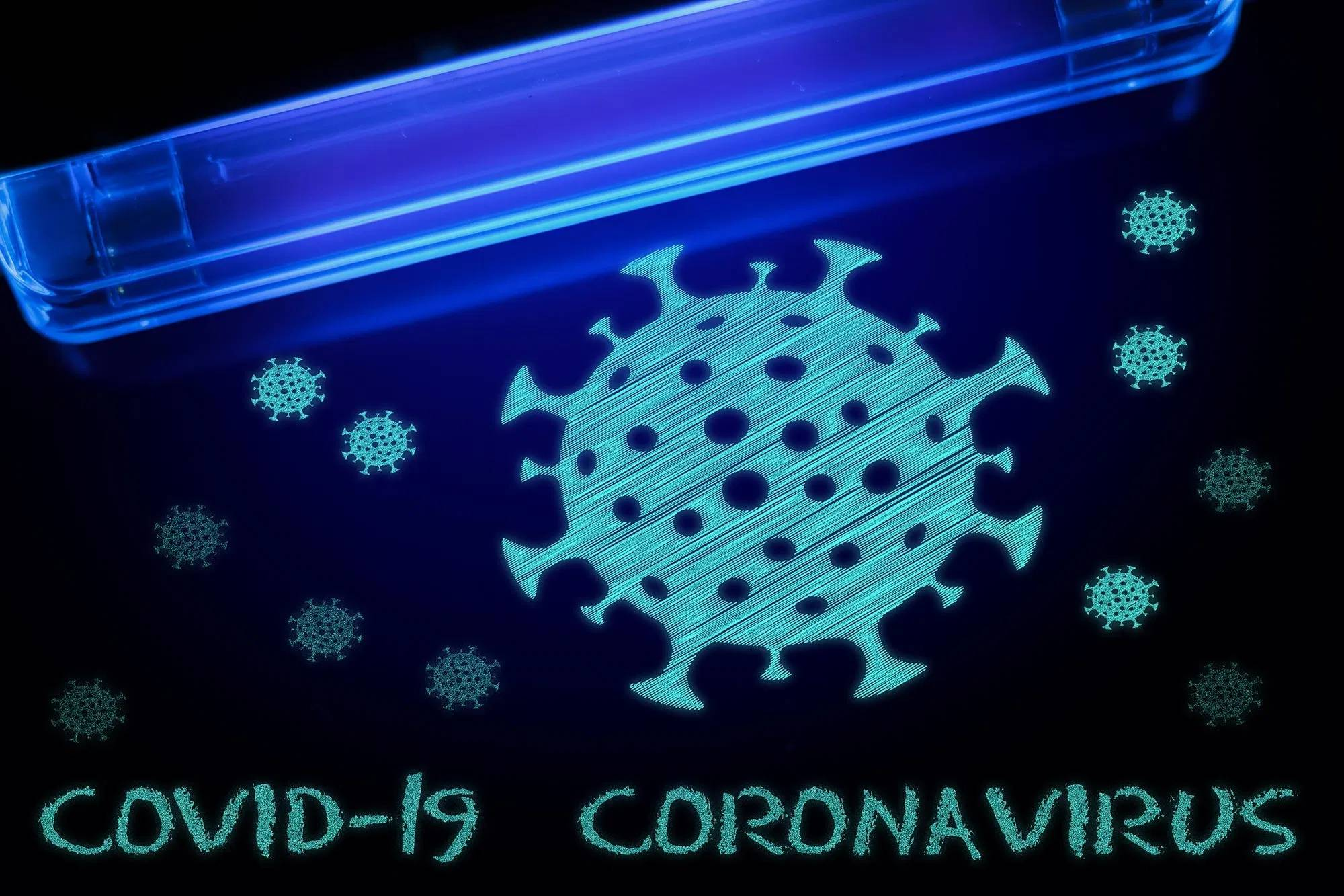 Using UV Light Sterilizer for Disinfection During Covid-19