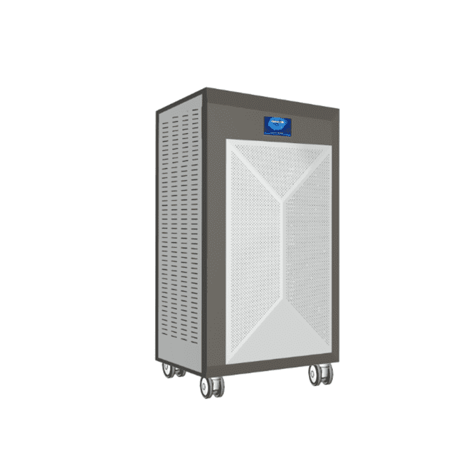 China Cheap price Central Air Purifier - Mobile air laminar flow machine  AirH-Y2000H – doneax
