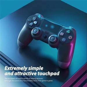 Special Price for Ps4 Controller Cover - PS4 Controller Public Mode Wireless Gamepad for Ps4ProSlim Control Joystick for Playstation 4 (Black) – Mcldosly