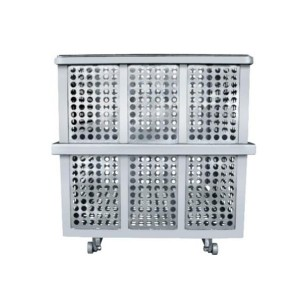 Professional China Sterilization Equipment Basket - Rotating Special Sterilization Basket – Dingtaisheng