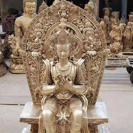 giant-life-size-outdoor-garden-bronze-figure-sculpture-large-buddha-statue-for-sale