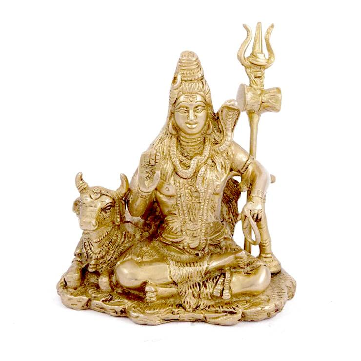 OEM/ODM Manufacturer Hermes Statue Bronze - large outdoor thai shiva bronze statues sculpture – Atisan Works