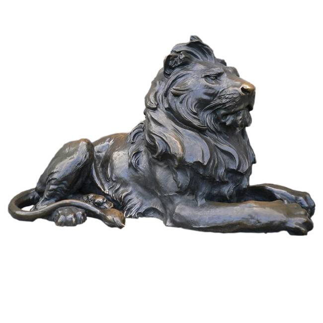 OEM Supply Bronze Deer - large outdoor custom bronze lion and tiger statues for sale – Atisan Works