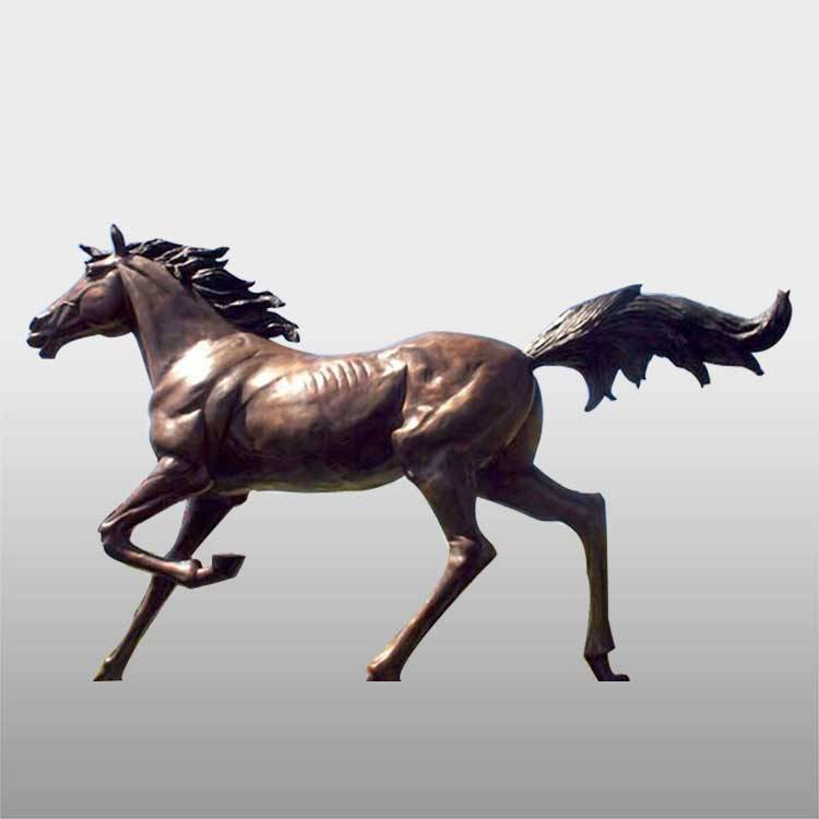 Factory Promotional John Wayne Bronze Statue - Chinese bronze chariot carriage sculpture and horse statue – Atisan Works