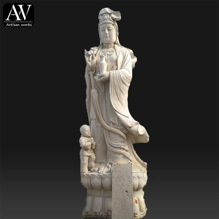 OEM Factory for Large Resin Angel Statues - Natural stone wholesale buddha statues – Atisan Works