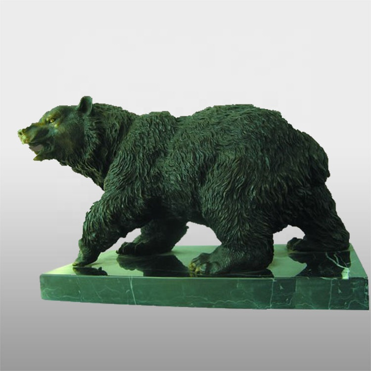 Good User Reputation for Bronze Dog Sculpture - Hot sale outdoor garden life size large bronze bear sculpture – Atisan Works
