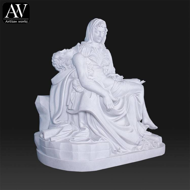 Original Factory Statue Made Of Stone - Life size garden large pieta jesus statues for sale – Atisan Works