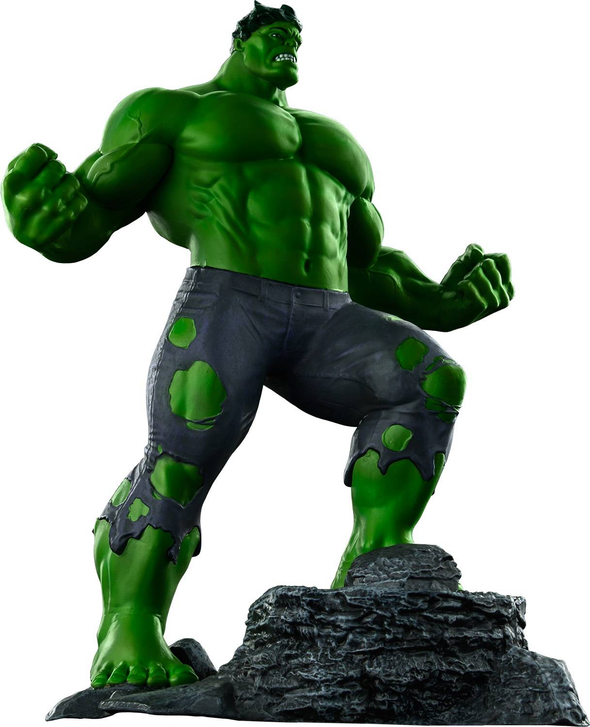 Top Quality Copper Garden Sculptures - large outdoor life size cartoon fiberglass China hulk statue – Atisan Works