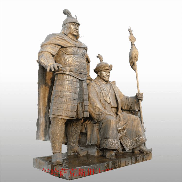 China Gold Supplier for Bronze Pig Statue - indoor bronze soldier statues for high quality – Atisan Works