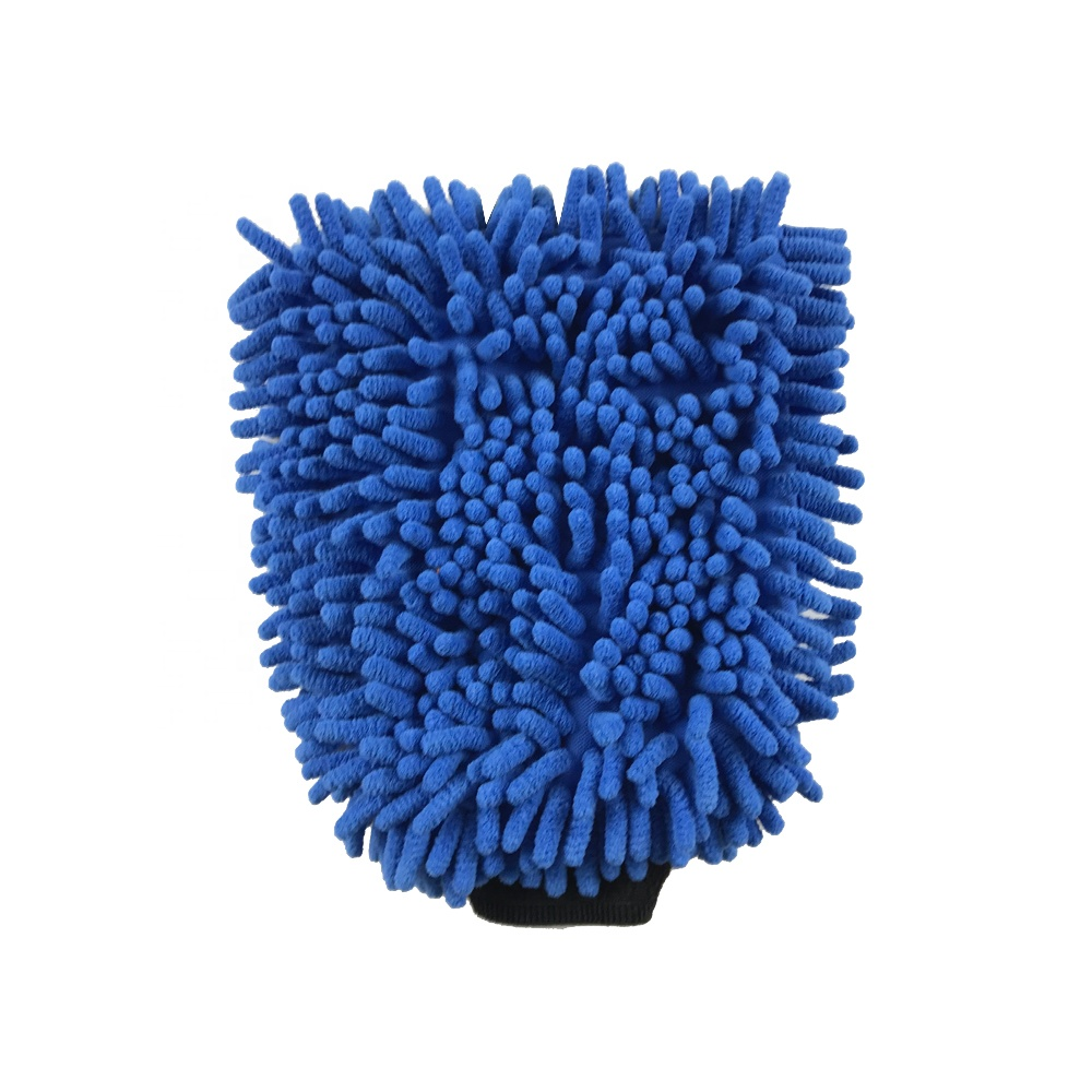 China Best quality Microfiber Fabric Chenille Car Wash ...
