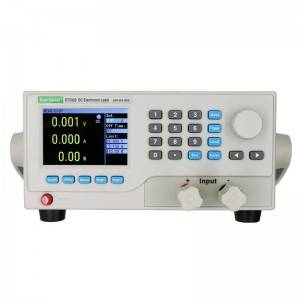 China Cheap price Battery Load Tester - ET13  Programmable Bentop DC Electronic Load  – Zhongchuang