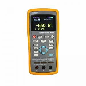 Hot New Products Lcr Bridge Meter - ET1080 Handheld New Compact LCR Meter – Zhongchuang