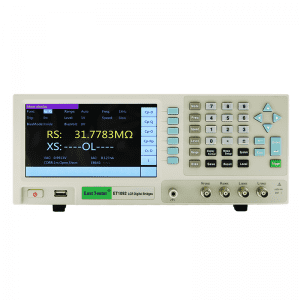 ET1092 Series Benchtop High Frequency LCRMeter, LCR Bridge