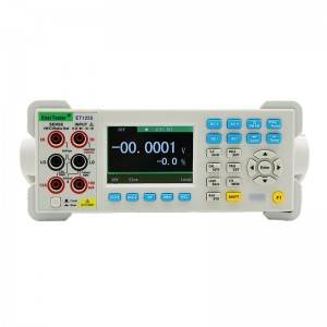 Low price for multifunction tester - ET124X/ET125X Series Digital Benchtop Multimeter – Zhongchuang