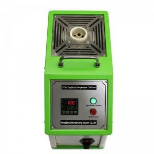 ET252 Portable Dry Block Temperature Calibrator
