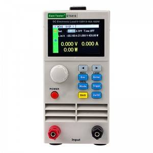 Best quality Dc Load Tester - ET54 series Programmable Electronic Load – Zhongchuang