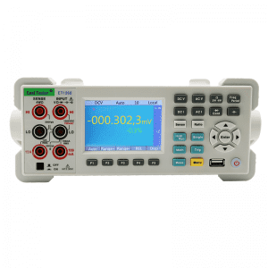 Fast delivery Digital Multimeter Auto-Ranging - ET1260 6 1/2 True RMS Digital Multimeter – Zhongchuang