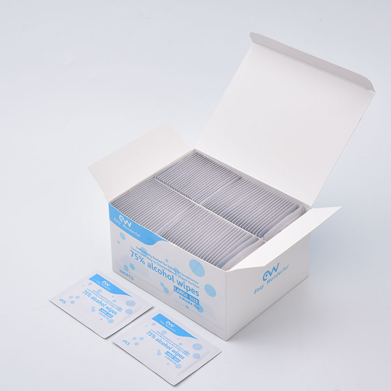 OEM manufacturer Ethyl Alcohol Wipes - 75% Alcohol wet wipe – Lantian Bishui
